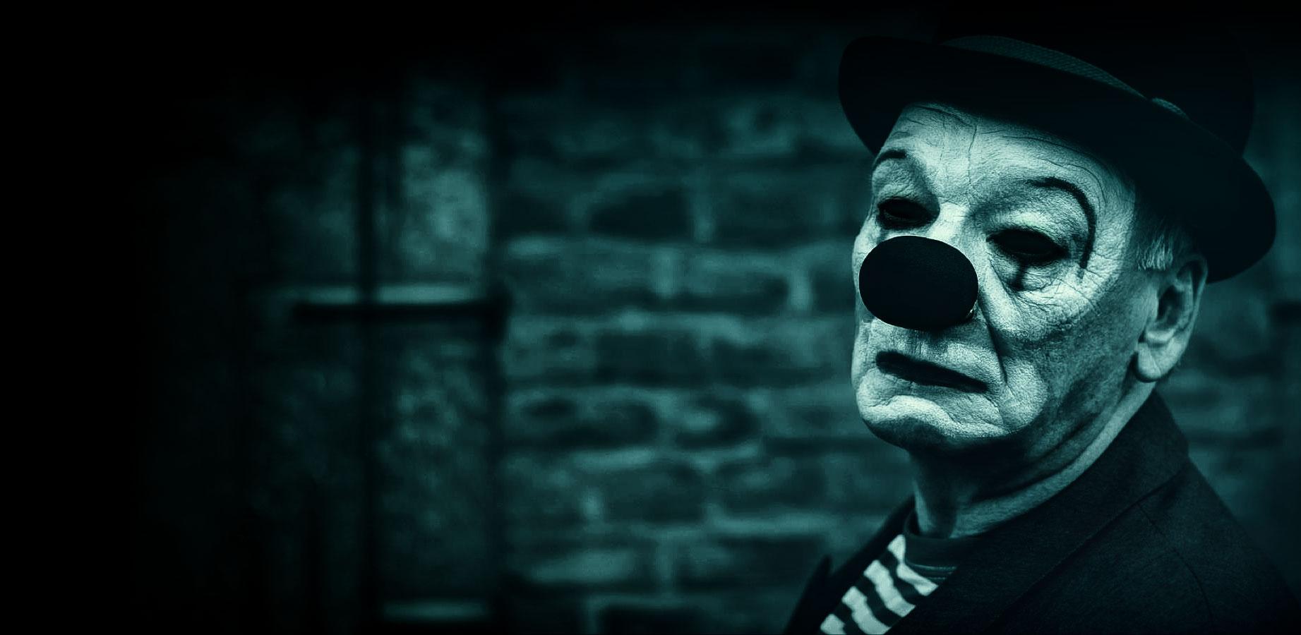 sad clown vatoum productions