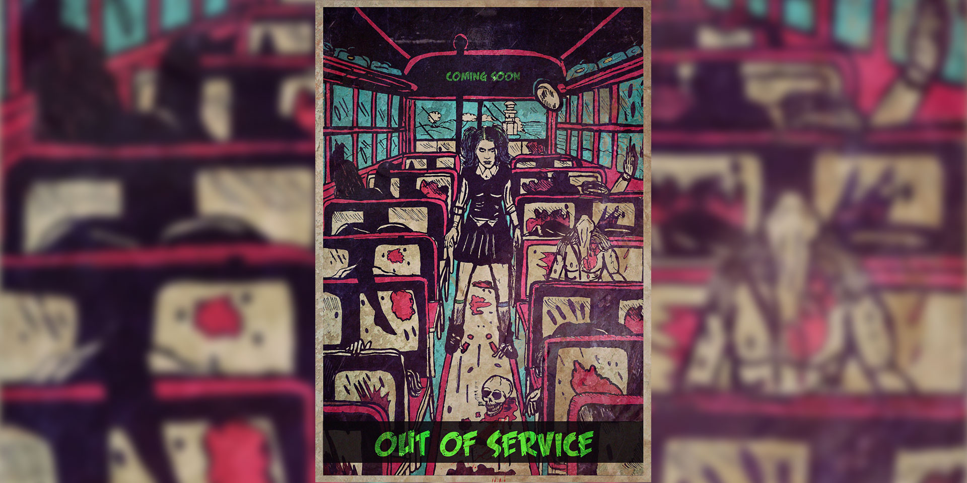 Out of Service - Poster